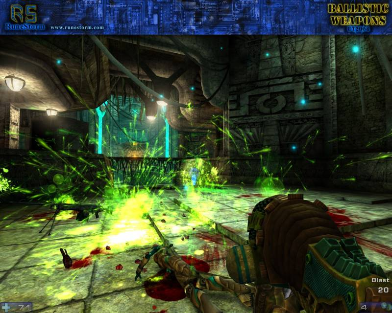 Моды Для Unreal Tournament 2004 Скачать - фото 4
