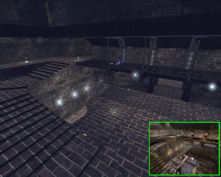UT2004 DM Convertions Map Pack Part2