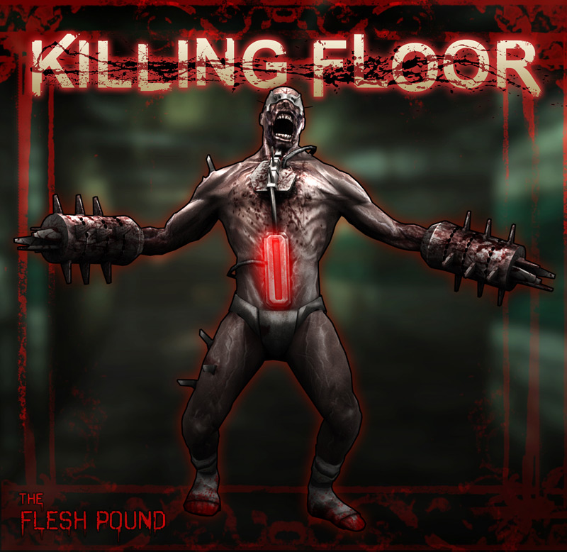 Ultimate Voices - Killing Floor - Russian Tournament