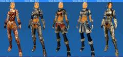 Lineage 2 girls
