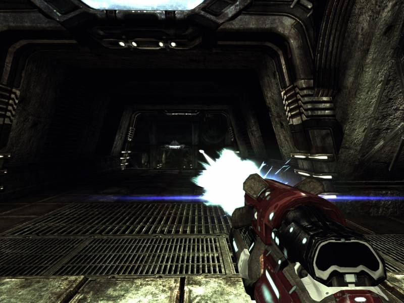 Quake 4 Railgun - Russian Tournament