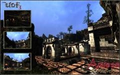 Анонс Unreal Old Friends DM Map Pack для UT3